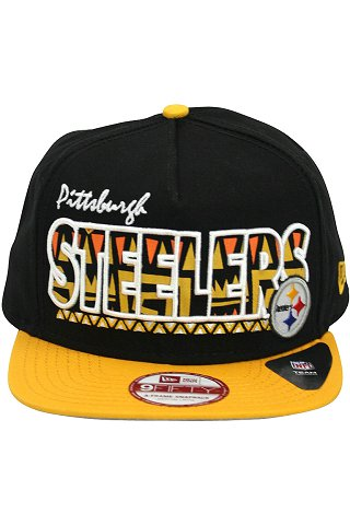 Pittsburgh Steelers NFL Snapback Hat XDF163